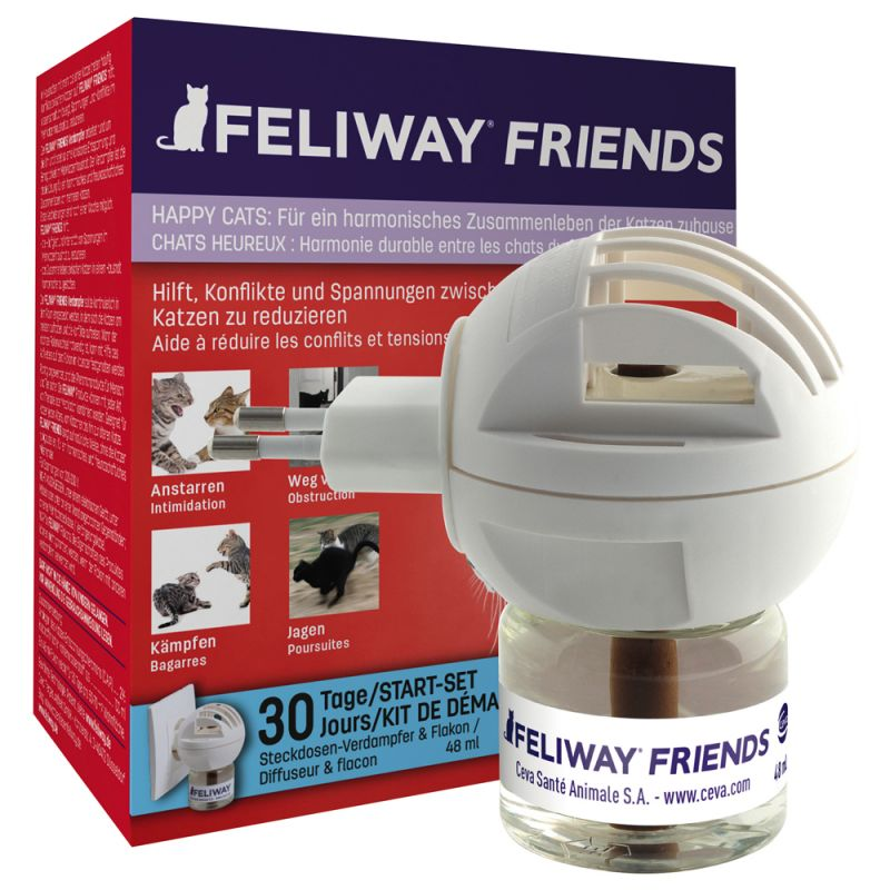 Feliway Friends difuzér a flakon