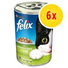 Felix Chunks in Gravy 6 x 400g