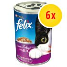 Felix Chunks in Jelly 6 x 400g