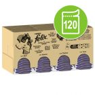 Felix Senior As Good As It Looks Mega Pack 120 x 100g