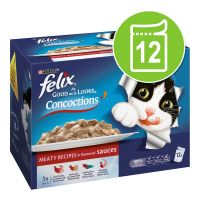 Felix As Good As It Looks – Concoctions 12 x 100g