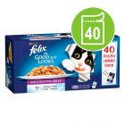 Felix As Good As It Looks Jumbo Pack 40 x 100g