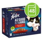 Felix As Good As It Looks Saver Pack 48 x 100g