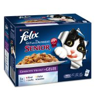 Felix As Good As It Looks Senior 12 x 85 г