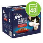 Бонус опаковка Felix As Good As It Looks в желе  48 x 85 г