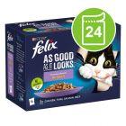 Felix As Good As It Looks 24 x 100g