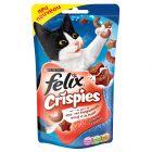 Felix Crispies Friandises pour chat