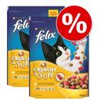 Felix Crunchy & Soft prednosno pakiranje 2 x 950 g