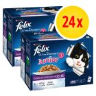 Felix Elke Dag Feest Junior Selectie in Gelei 24 x 100 g