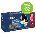 Felix Elke Dag Feest Kattenvoer Voordeelpakket 132 x 100 g