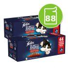 Felix Fantastic Jumbo Pack 88 x 85 g