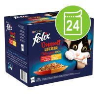 Felix Fantastic 2 smaki (So gut wie es aussieht), 24 x 85 g