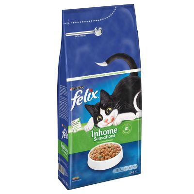 Felix Indoor Sensations Dry Cat Food