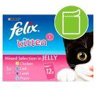 Felix Kitten Pouches 12 x 100g
