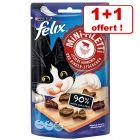 Felix Mini Filetti pour chat 40 g + 40 g offerts !