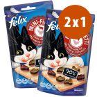 Felix Mini Filetti 2 x 40 g snacks en oferta: 1 + 1 ¡gratis!