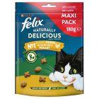 Felix Naturally Delicious Snackuri pisici