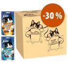Felix Party Mix Pack Mixto 16 x 60 g snacks para gatos ¡a precio especial!