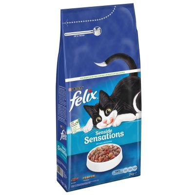 Felix Seaside Sensations, saumon pour chat