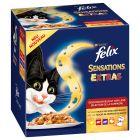 """Felix """"Sensations Extra"""" 24 x 100 g"""