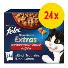"""Felix """"Sensations Extra"""" 24 x 85 g"""