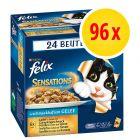 Felix Sensations Megapack 96 x 100g