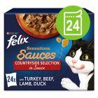 """Felix """"Sensations"""" v omáčke 24 x 100 g"""