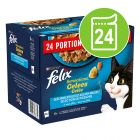 "Felix ""Sensations"" Φακελάκια 24 x 85 g"