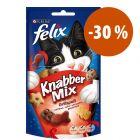 Felix snacks para gatos ¡a precio especial!