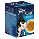 Felix Soup - Selezioni con pesci
