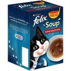 Felix Soup 6 x 48g