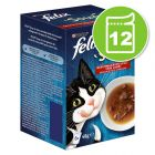 Felix Soup 12 x 48 g pour chat