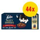 "Felix ""Tasty Shreds"" 44 x 80 g"