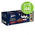 """Felix """"Tasty Shreds"""" Φακελάκια 44 x 80 g"""
