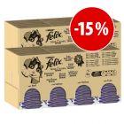 Felix 2 x 120 bolsitas en jumbopack ¡a precio especial!