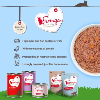 Feringa Classic Meat Menu Mixed Trial Pack