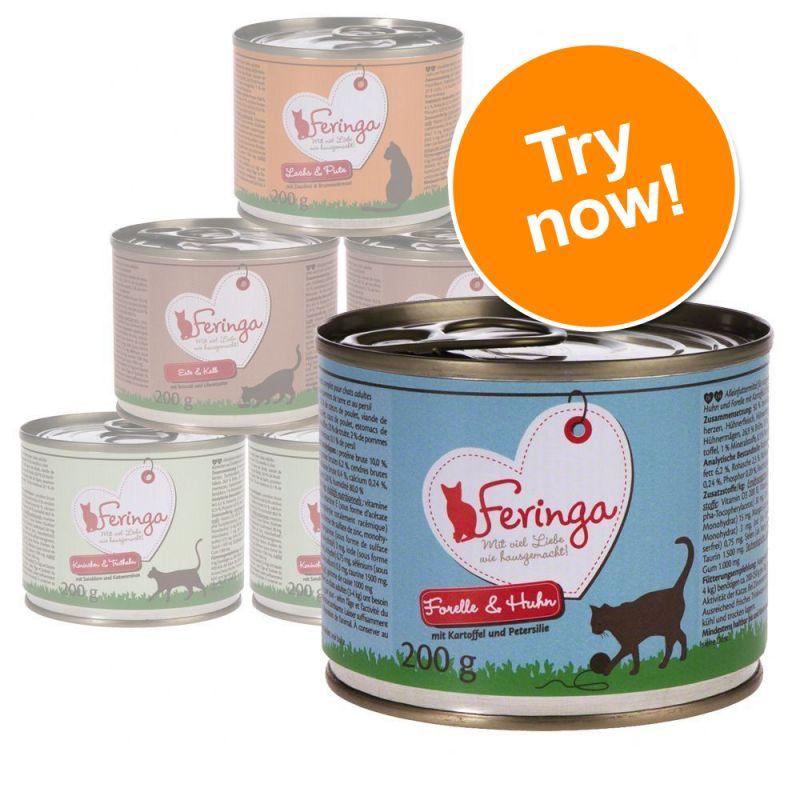 Feringa Classic Meat Menu Mixed Trial Pack