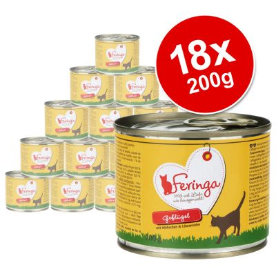 Feringa Classic Meat Menu Saver Pack 18 X 200g Free P P