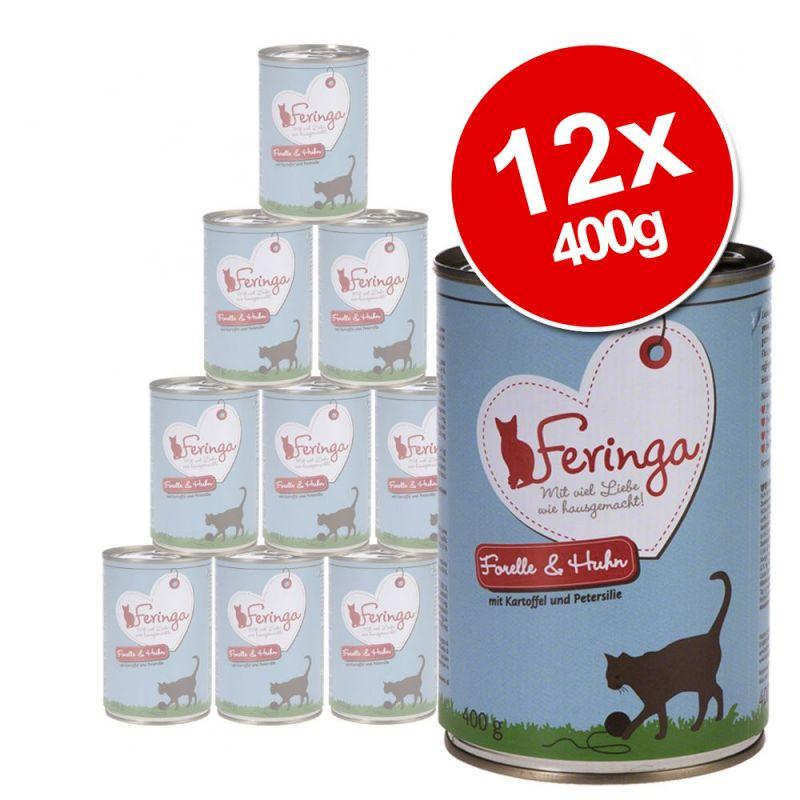Feringa Classic Meat Menu Saver Pack 12 x 400g