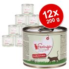 Feringa Classic Meat Menu -säästöpakkaus 12 x 200 g