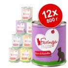 Икономична опаковка Feringa Classic Meat Menu 12 x 800 г