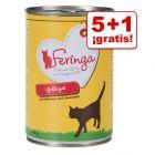 Feringa Classic Meat Menu 6 x 200/400 g en oferta: 5 + 1 ¡gratis!
