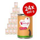 Feringa Classic Meat Menu 24 x 400 g - Pack Ahorro