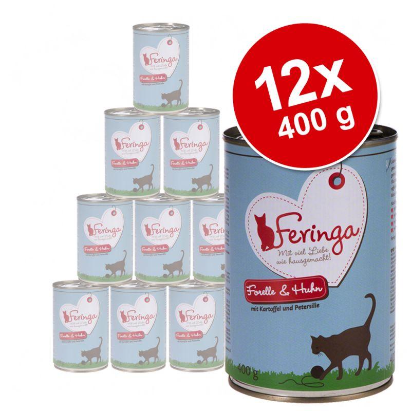 Feringa Classic Meat Menu 12 x 400 g - Pack Ahorro