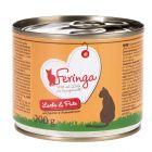 Feringa Classic Meat Menu 6 x 200 g pour chat