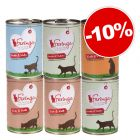 Feringa Classic Meat Menu 12 x 400 g pour chat : 10 % de remise !