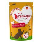 Feringa Crunchy Bites poulet, fromage pour chat