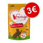 Feringa Crunchy Bites 3 x 30 g ¡por solo 3 €!