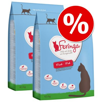 Feringa Dry Cat Food Economy Packs