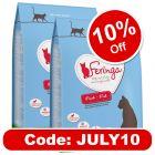 Feringa Dry Cat Food Economy Packs